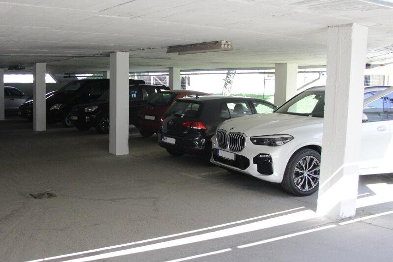 Parkhaus Sopron IKVA